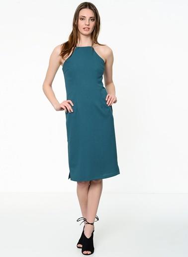 Diz Altı Elbise-Vero Moda